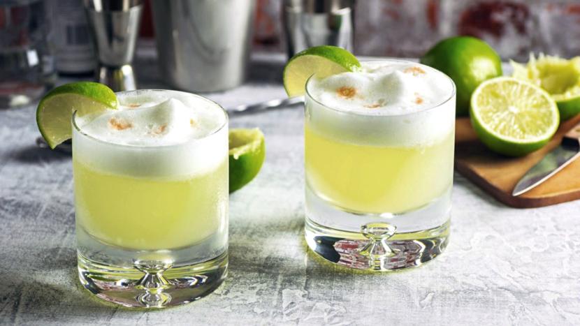 Pisco Sour: la bebida bandera de Perú